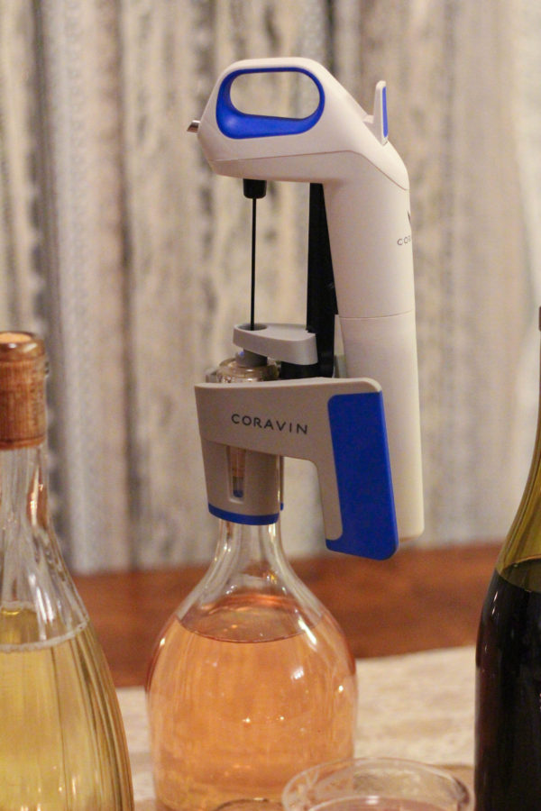 How to Throw a Wine Tasting Party featuring the Coravin Model One Wine System Step 2 - How to Throw a Wine Tasting Party