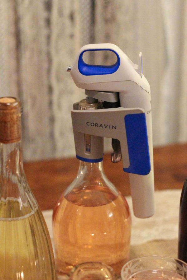How to Throw a Wine Tasting Party featuring the Coravin Model One Wine System Step 3 - How to Throw a Wine Tasting Party