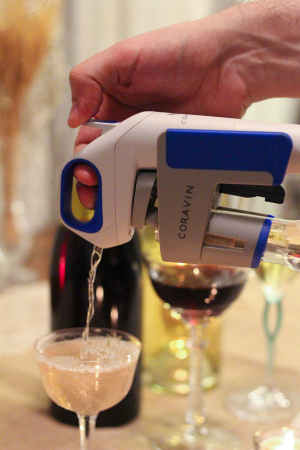How to Throw a Wine Tasting Party featuring the Coravin Model One Wine System Step 4 - How to Throw a Wine Tasting Party