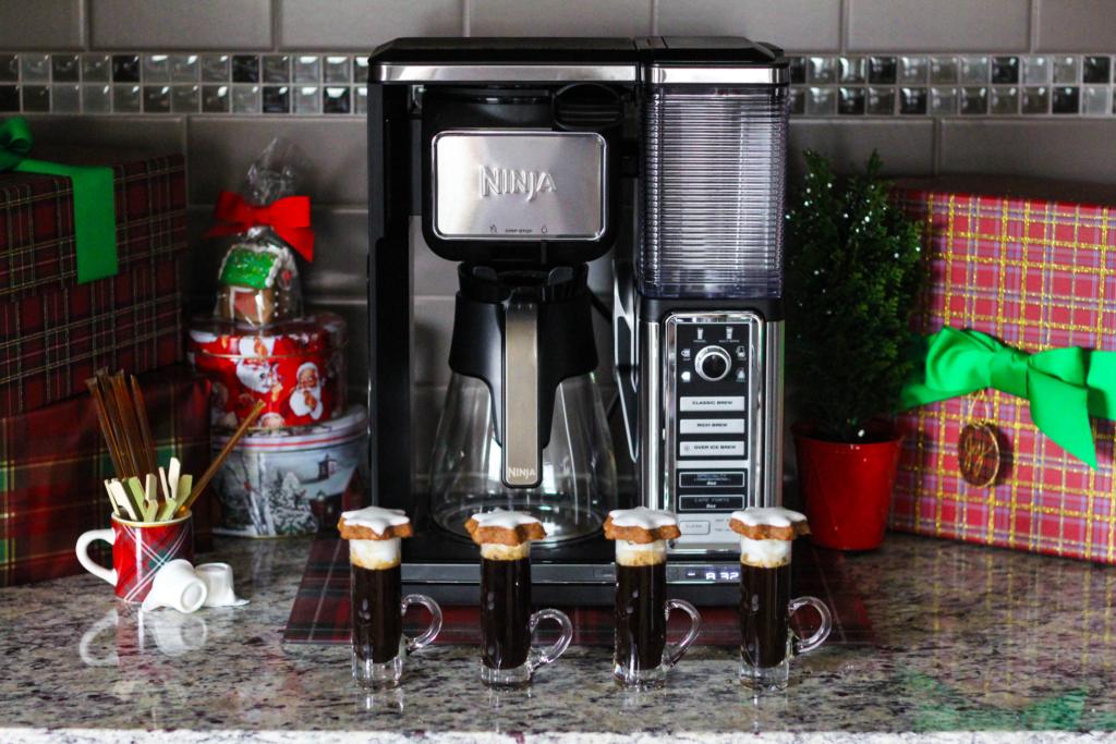 Ninja Coffee Bar: Recipe + Giveaway!