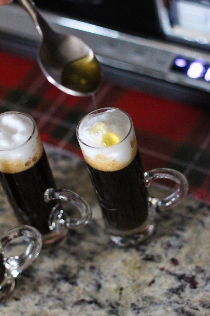 salted-honey-espresso-shooters-with-the-ninja-coffee-bar-honey