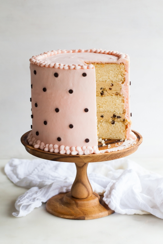 Milk and Cookies Cake 682x1024 - Best January Recipes