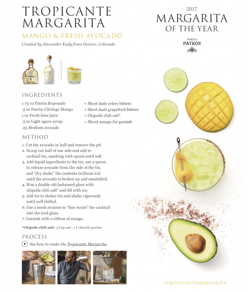 Patron Tequila Tropicante Margarita 870x1024 - Patrón Tequila Margarita of the Year - Part 2