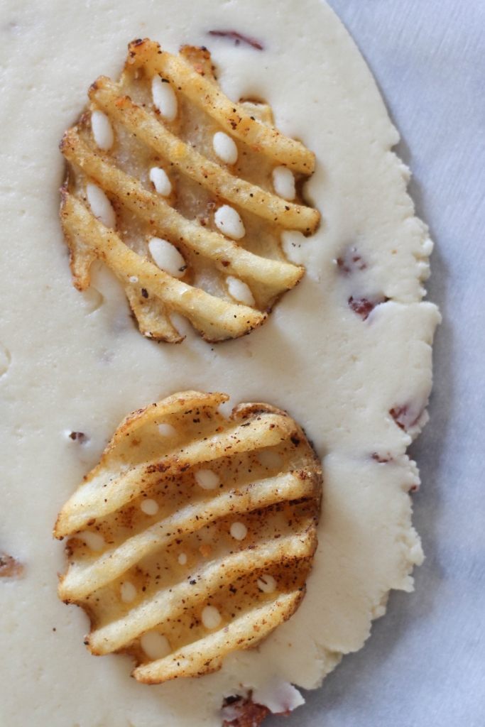Waffle Fry Shortbread Cookies tutorial 1 1 683x1024 - Waffle Fry Shortbread Cookies