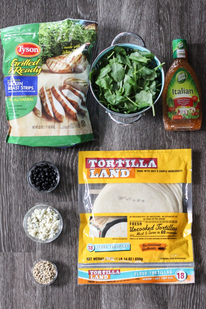 Wild Garden Tostada ingredients 683x1024 - Wild Garden Tostada