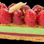 Aria, Jean Philippe Patisserie, Raspberry Tart