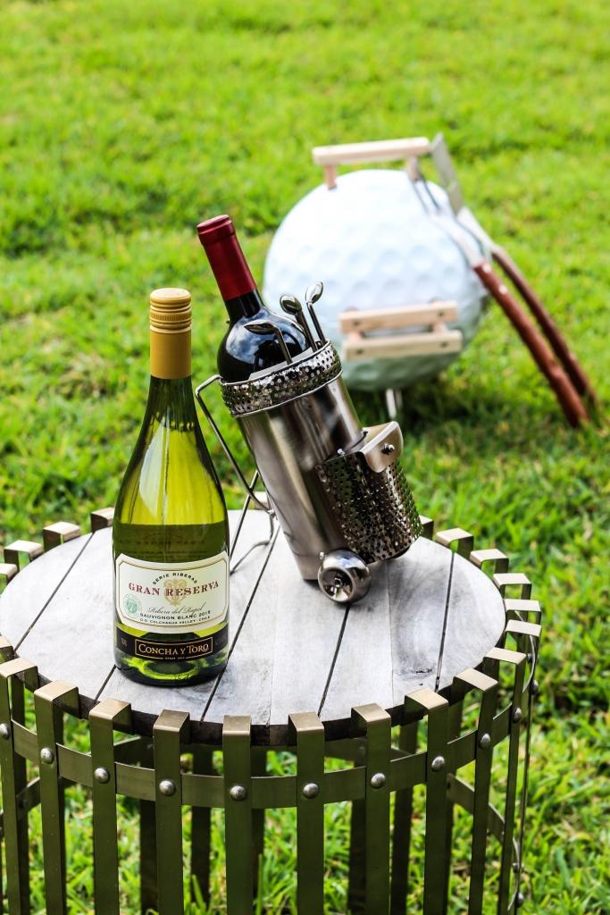 Gran Reserva, Wine, golf