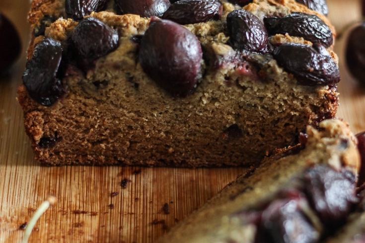 Cherry Spice Bread, recipe