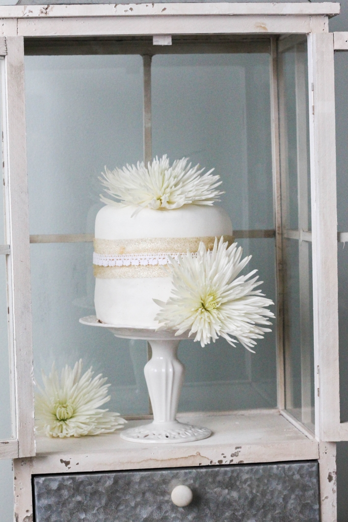The Professional Cake Illusion - The Frosted Petticoat