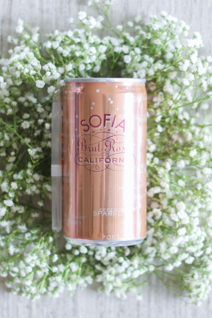 Sofia Brut Rosé, wine