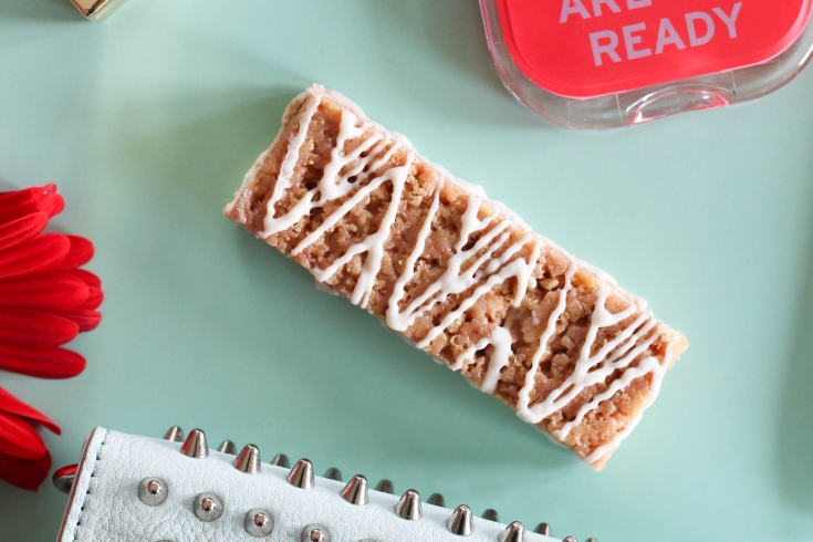 zoneperfect, strawberry shortcake, snack