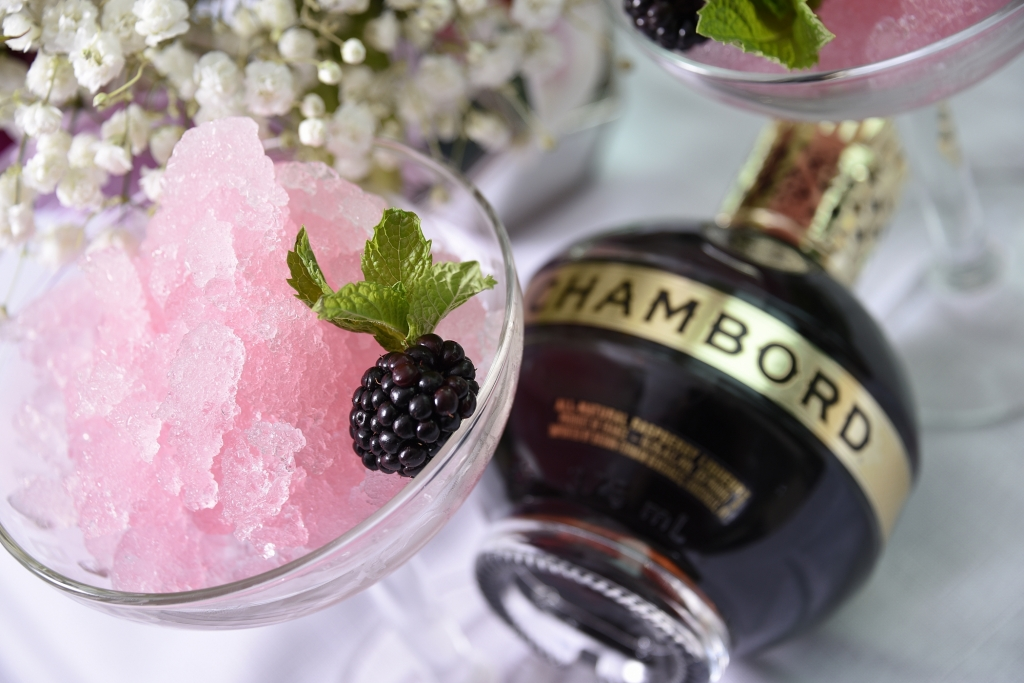 Chambord Black Raspberry Margarita 1024x683 - 'Just Because Day' with Chambord