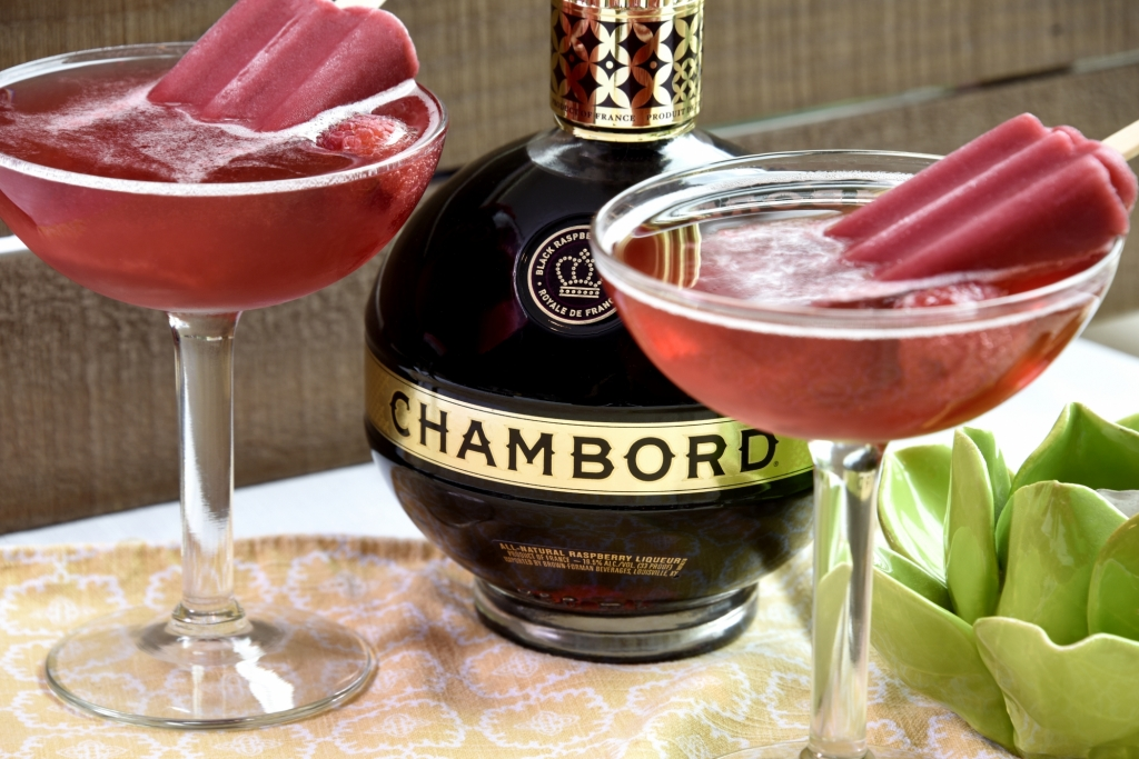 Chambord Manhattan Cocktail 1024x683 - 'Just Because Day' with Chambord