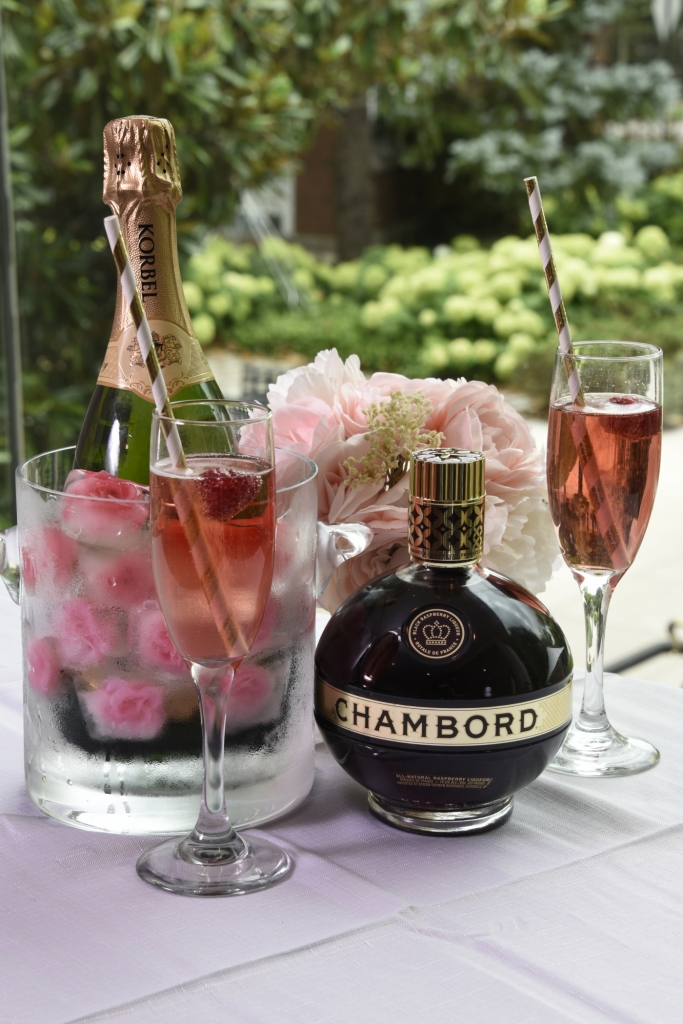 Chambord Royale Cocktail 683x1024 - 'Just Because Day' with Chambord