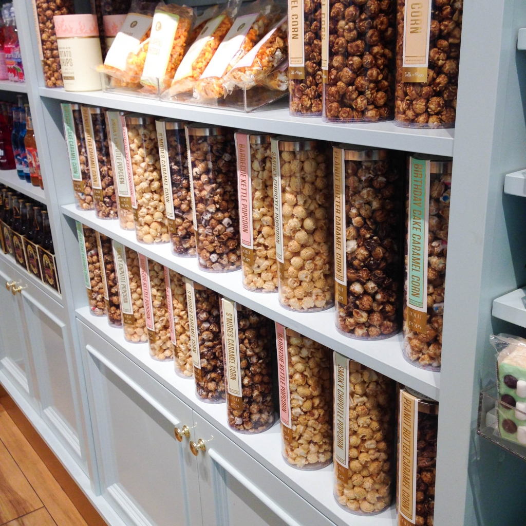 lollis & pops, candy store, candy