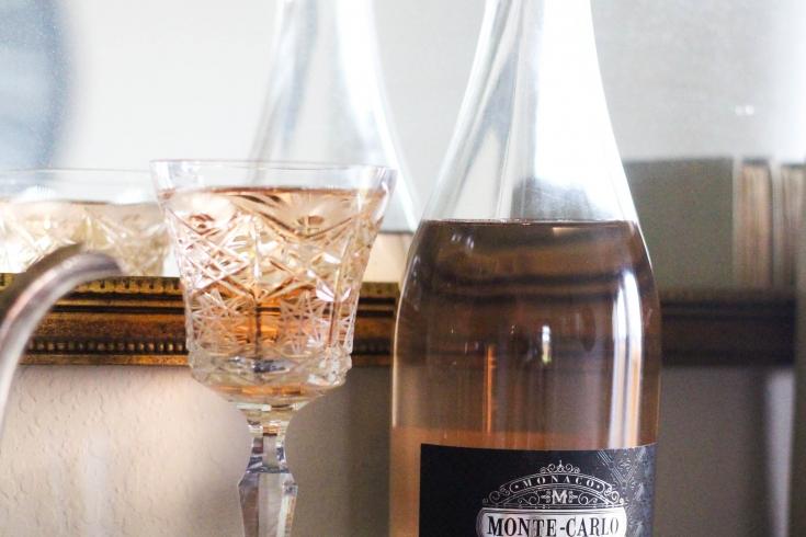 Rosé Monté Carlo, Rosé, wine