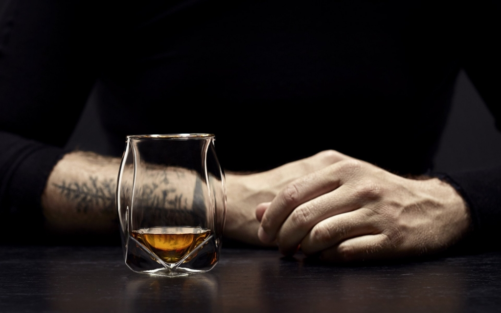 Norlan, whisky glass, whisky, norlan glass