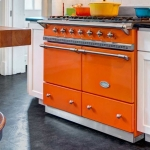 lacanche range, range stove, kitchen, kitchen design