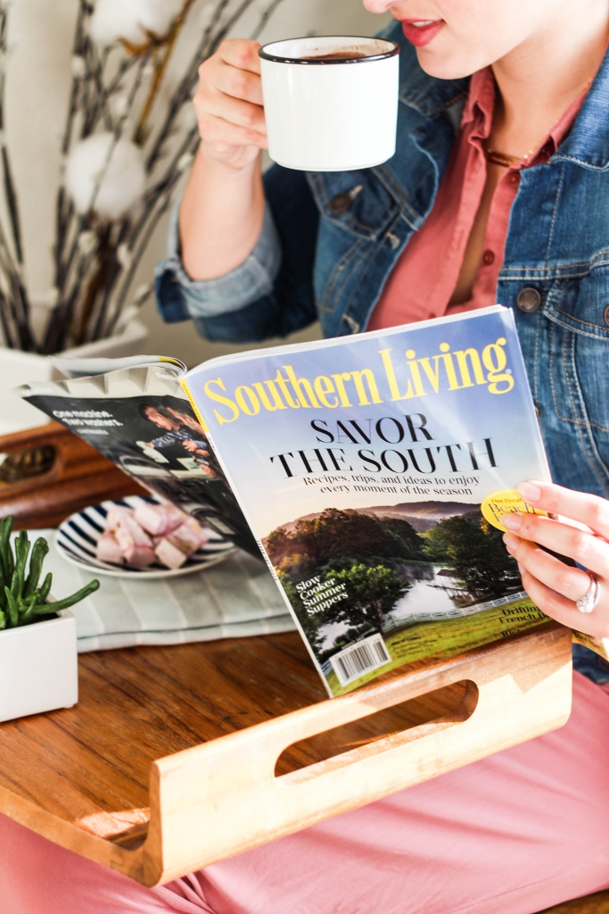 Southern Living Coffee Break  683x1024 - Mommy Time-Out with Southern Living