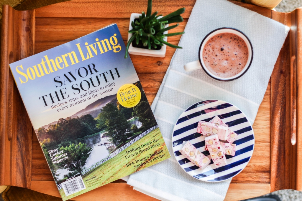Southern Living Coffee Break 1024x683 - Mommy Time-Out with Southern Living