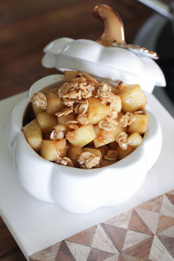 Apple Cobbler Filling 683x1024 - Ultimate Holiday Cooking Tool: TheHestanCue