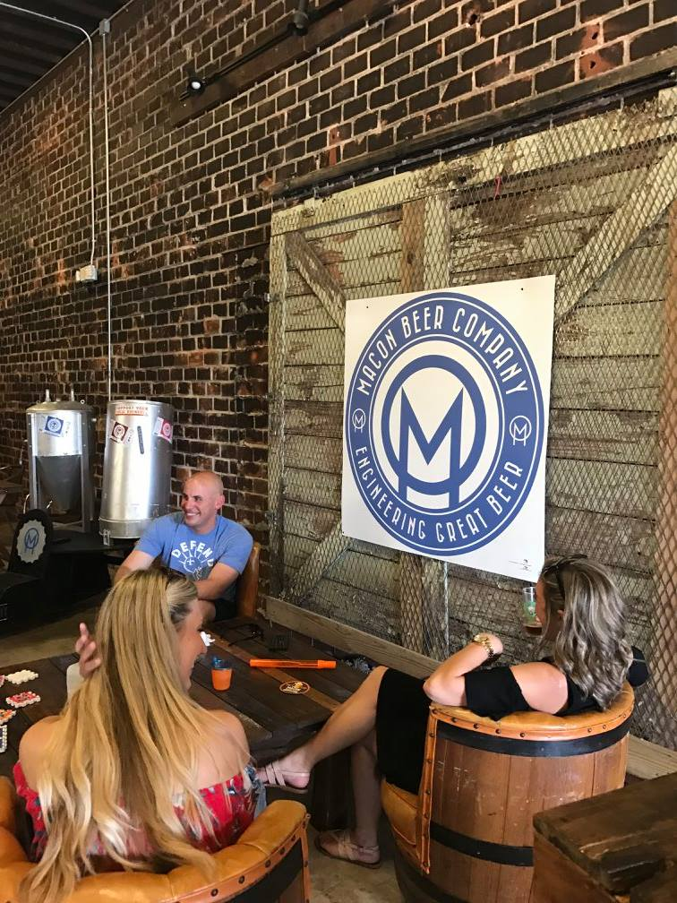 Macon Beer Company - The Craft Beer & Brewpubs of Macon, Georgia