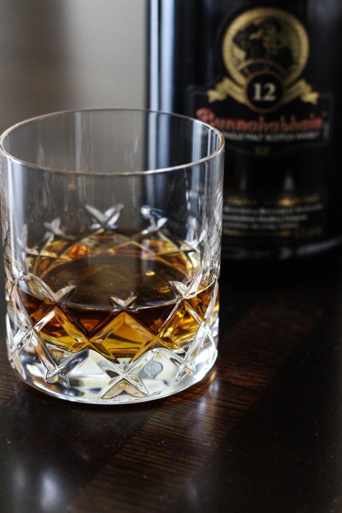 Bunnahabhain Whisky 12 Year 683x1024 - Holiday Bar: Bunnahabhain Whisky