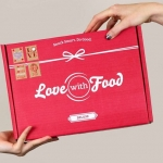 love with food, giving tuesday, subscription box, food gift, gift box