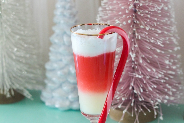 Sparkling ICE, Naughty List, Cocktail, Christmas Cocktail