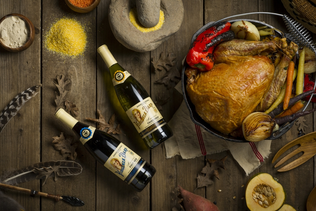 Virginia Dare Winery 1024x682 - Give Thanks with Coppola & Virginia Dare Wine