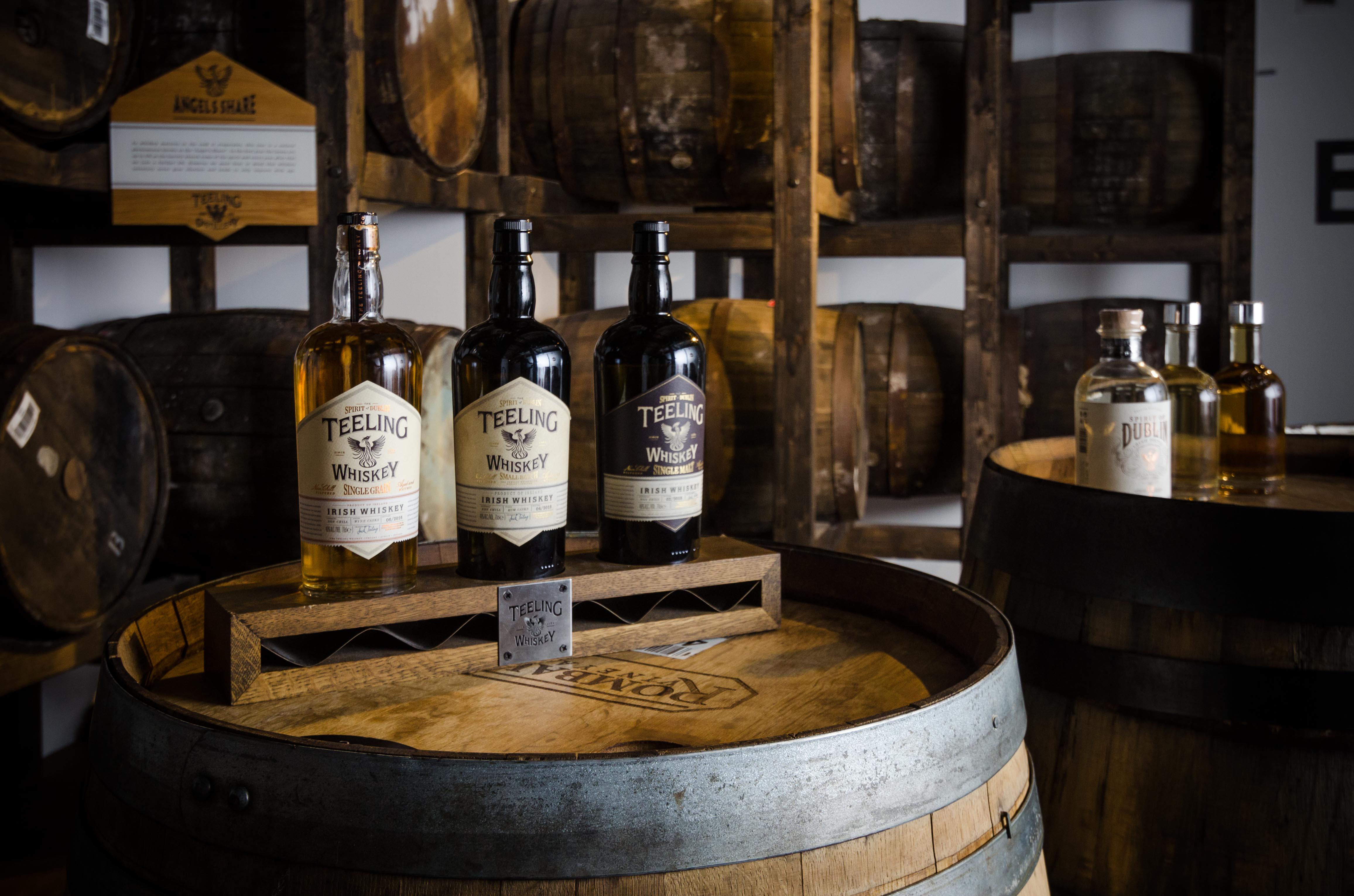 Dublin Whiskey Distillery, Irish Spirit, Whiskey