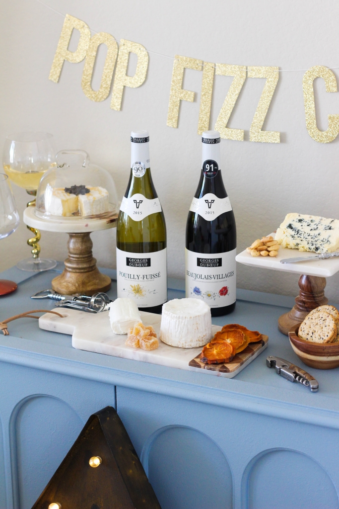 French Foodie New Years Eve Party 13 683x1024 - French Foodie New Year's Eve Party