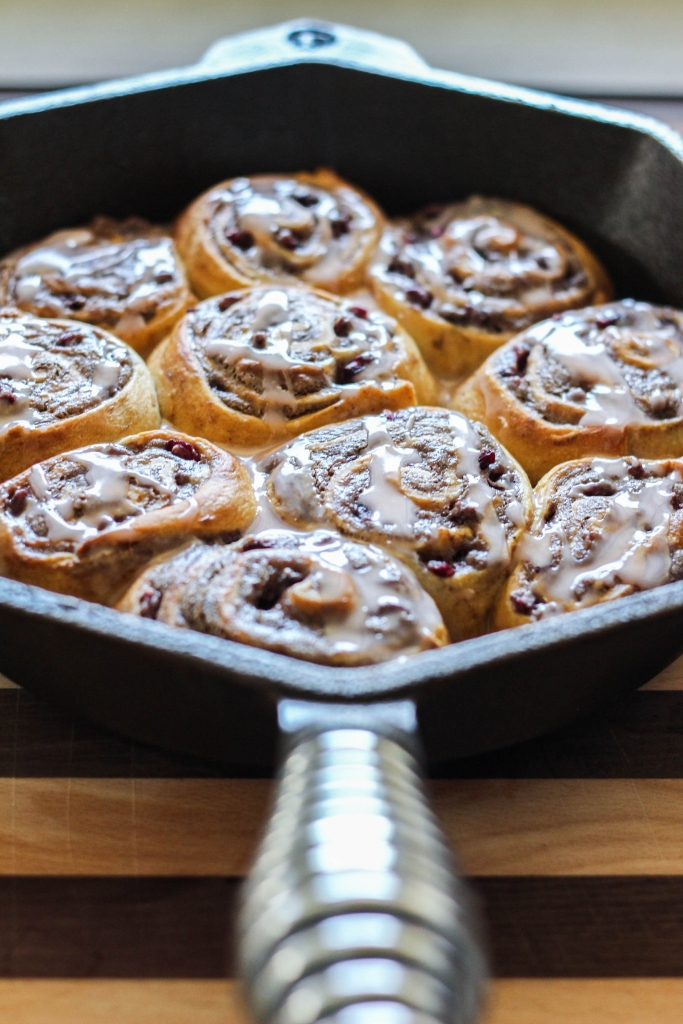 Holiday Homestead Buns with Finex Cast Iron Skillet Southern Kitchen  683x1024 - Holiday Homestead Buns with Southern Kitchen