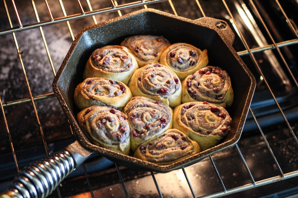 Holiday Homestead Buns with Finex Cast Iron Skillet Southern Kitchen 8 1024x683 - Holiday Homestead Buns with Southern Kitchen
