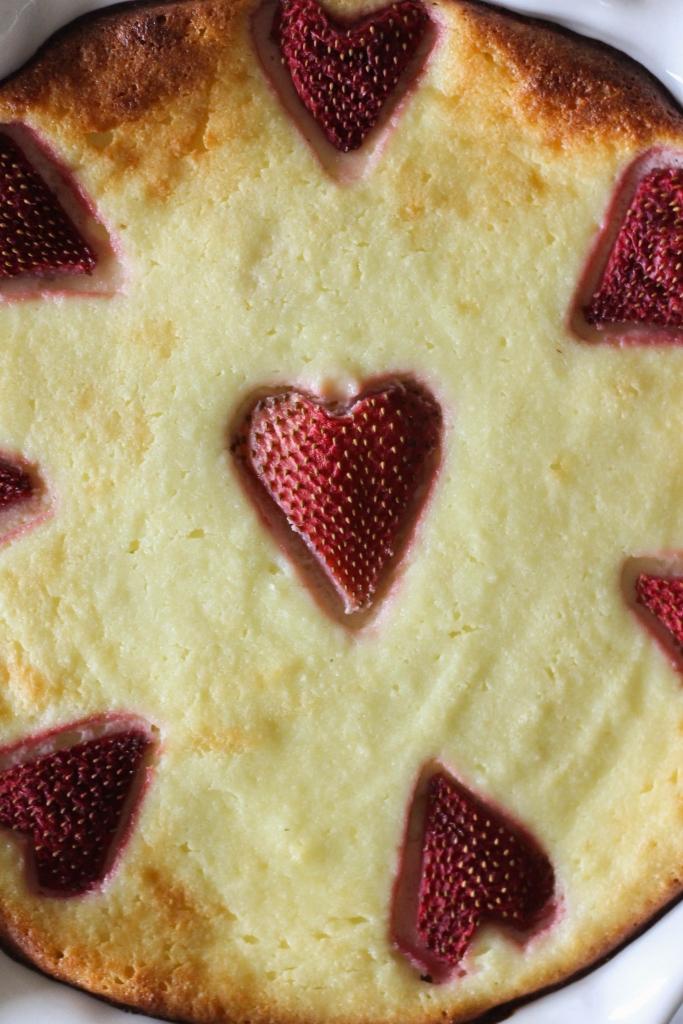 Brut Rose Ricotta Pie 1 2 683x1024 - Brut Rosé Ricotta Pie