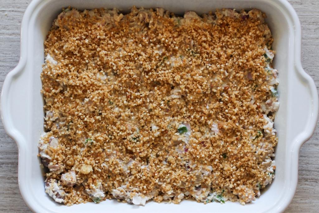 Portofino Tuna Casserole 1 1 1024x683 - Portofino Tuna Casserole