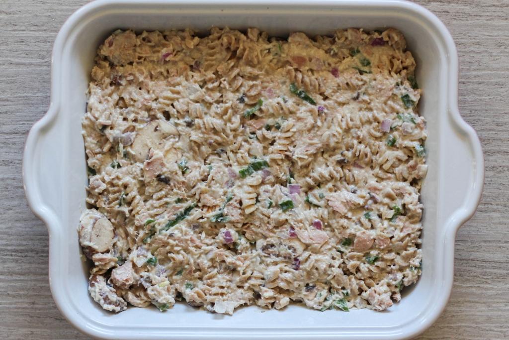 Portofino Tuna Casserole Tutorial 1 1 1024x683 - Portofino Tuna Casserole