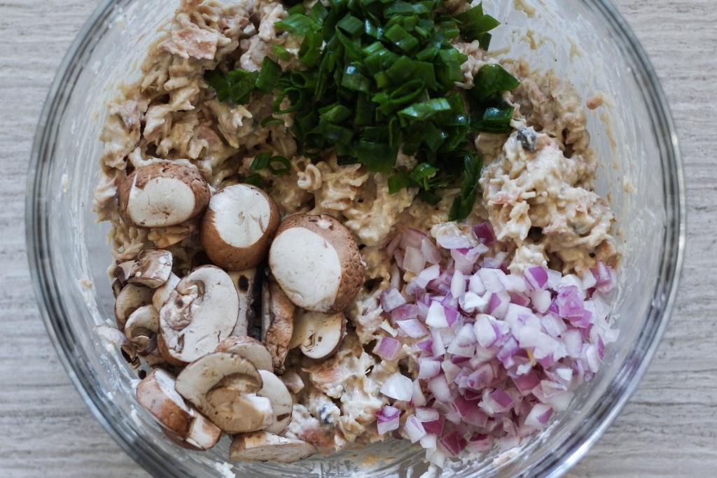 Portofino Tuna Casserole Tutorial 1 2 1024x683 - Portofino Tuna Casserole
