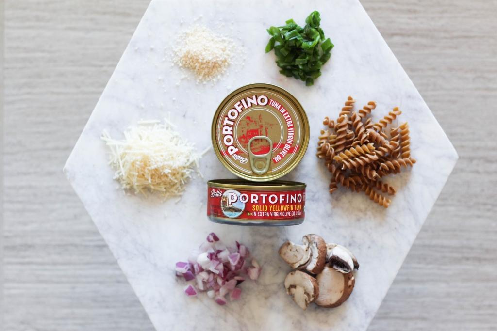 Portofino Tuna Casserole with Bella Portofino Tuna 1 3 1024x683 - Portofino Tuna Casserole