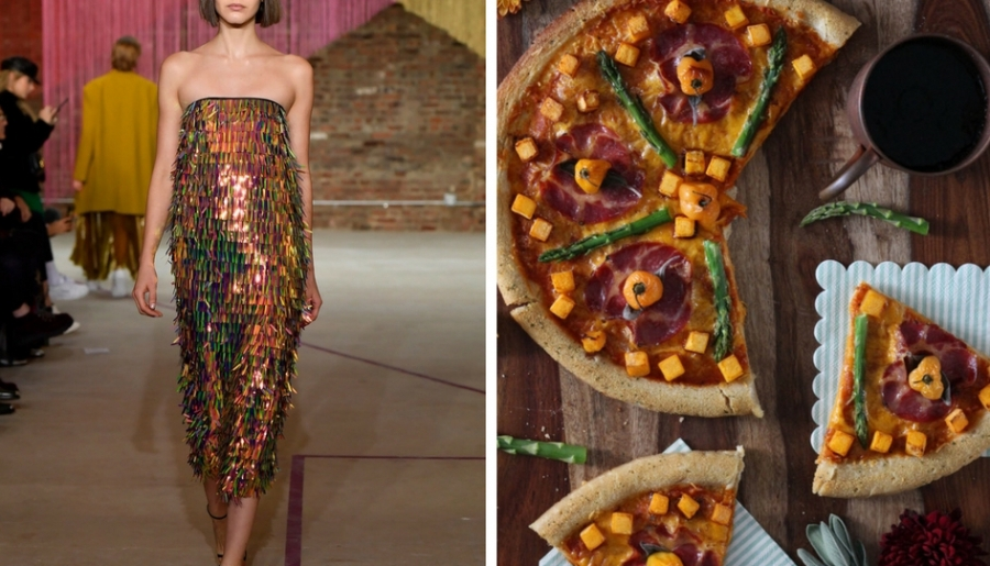 Milly, Pizza, Milly Fall 2018, Recipe