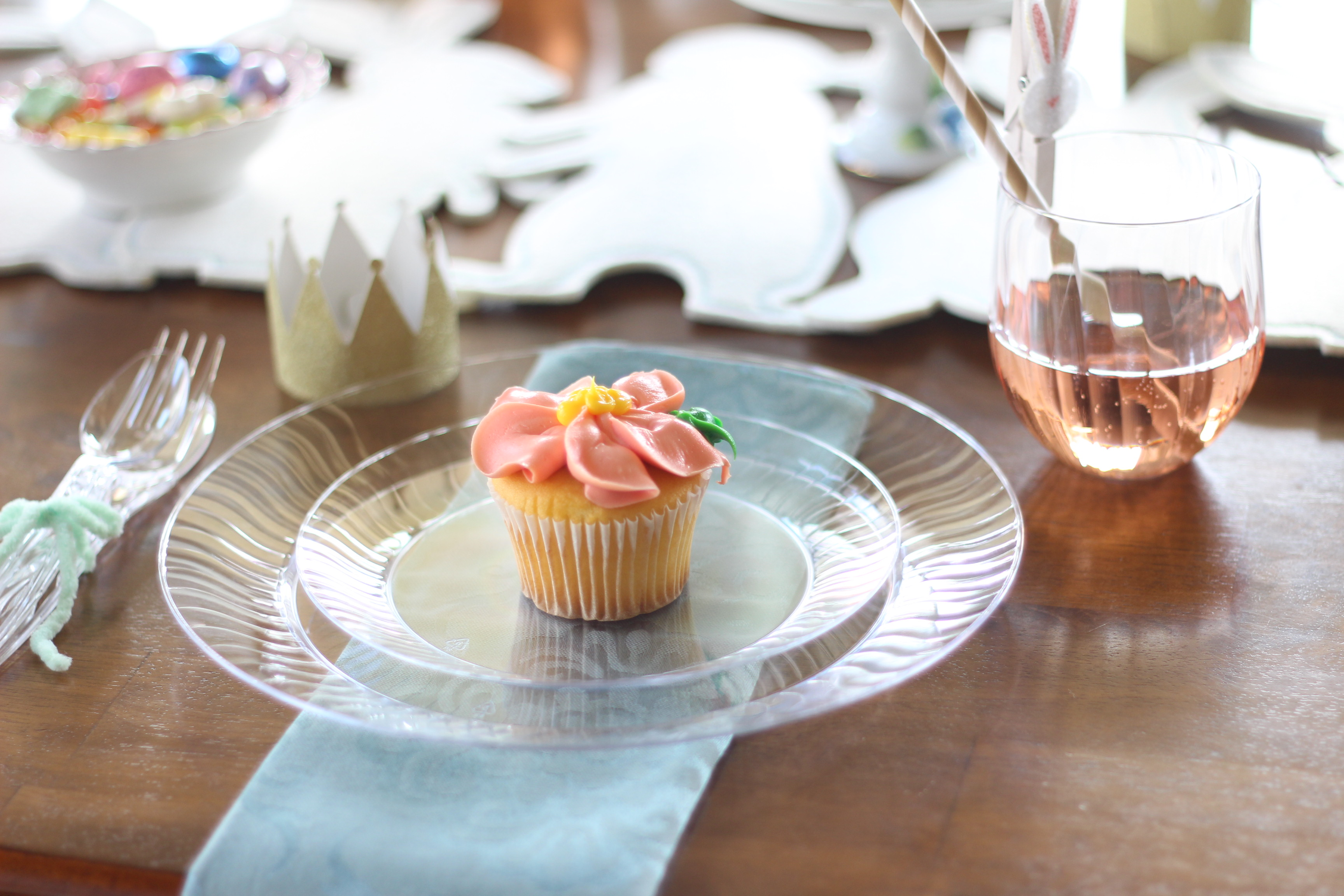 Chinet Cut Crystal, Easter Brunch, video tutorial