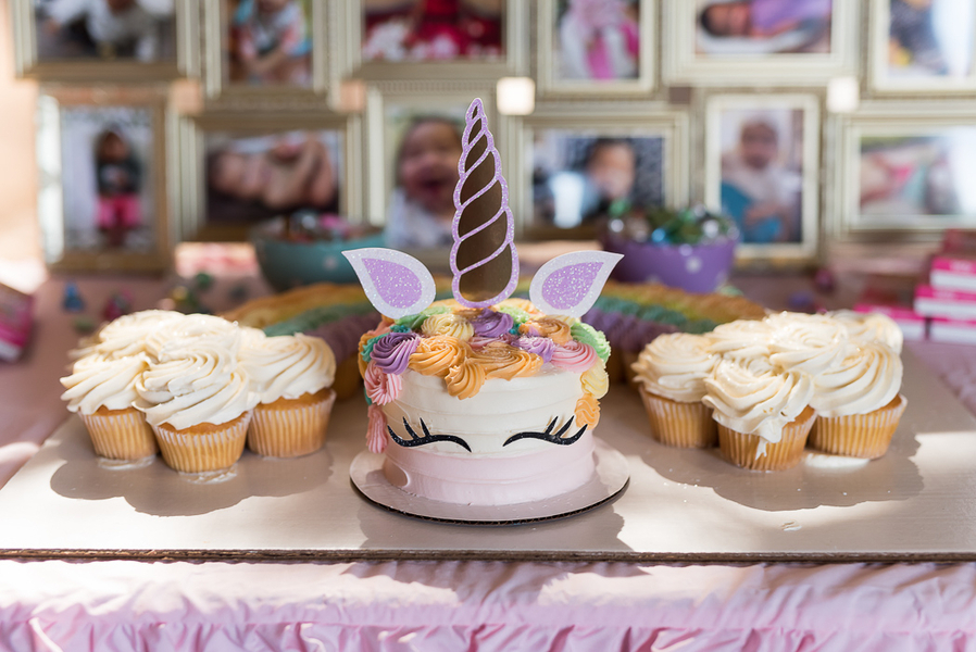 Rainbow Unicorn Birthday Dessert Table Ashley Hamm Photograpy 9 - Rainbow Unicorn Birthday Dessert Table