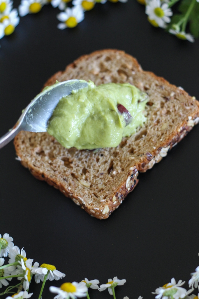 Killer Technicolor Veggie Sandwich tutorial spread 683x1024 - Killer Technicolor Veggie Sandwich