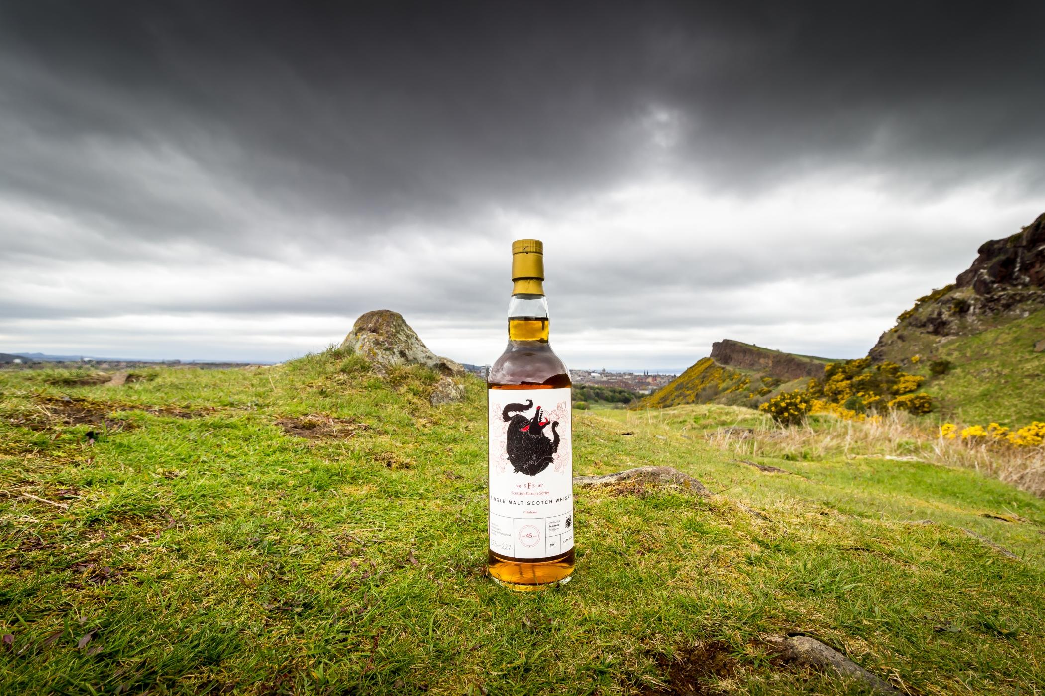 Whisky, Ben Nevis, Scottish Folklore Series