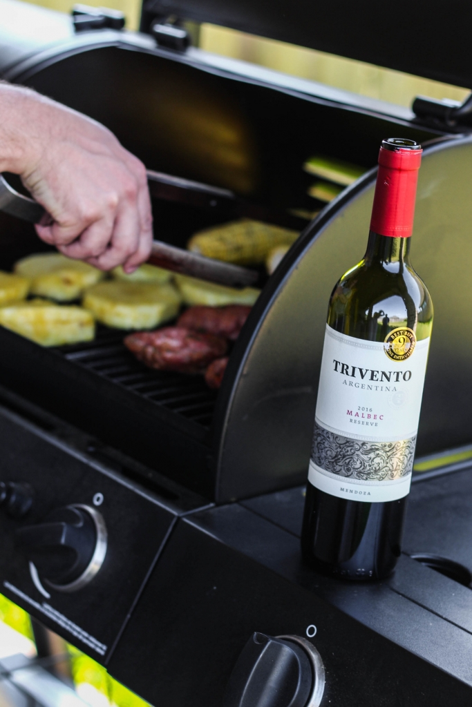 Soccer BBQ and Trivento Wine  683x1024 - Entertaining: Soccer, BBQ, and Trivento Wine