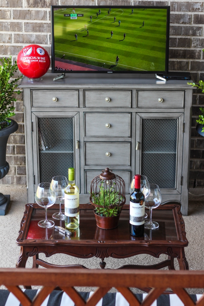Soccer BBQ and Trivento Wine 1 7 683x1024 - Entertaining: Soccer, BBQ, and Trivento Wine