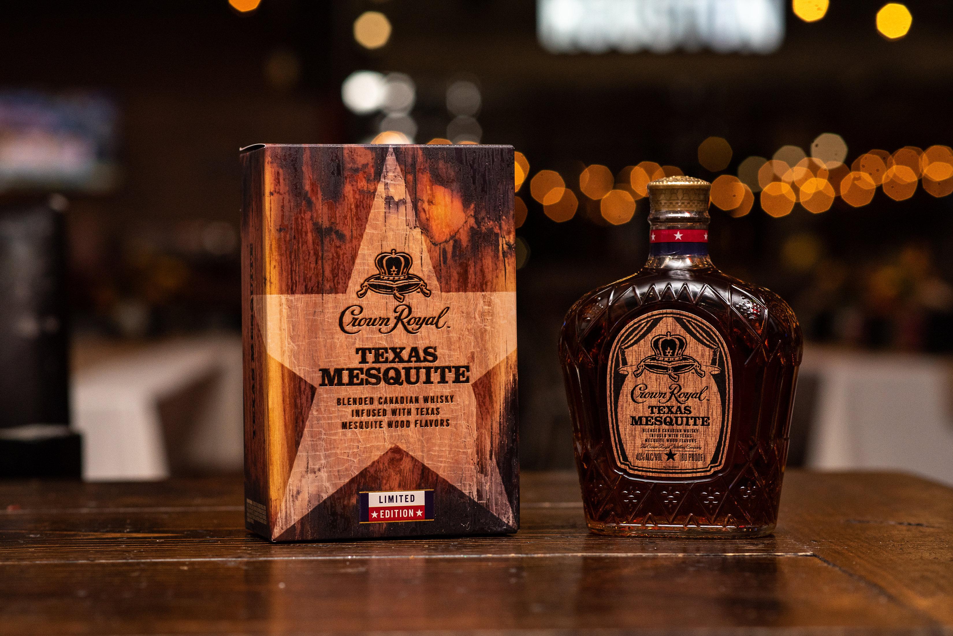 Crown Royal Texas Mesquite, Whiskey