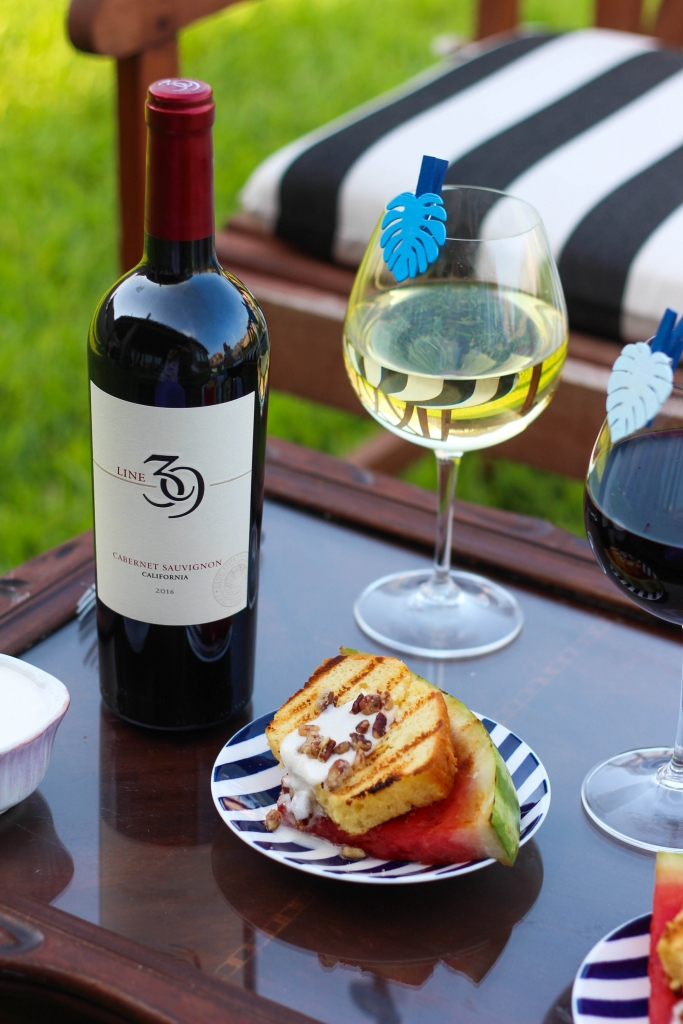 Backyard Entertaining Grilled Dessert Wine Pairing Station 1 1 683x1024 - Backyard Entertaining: Grilled Dessert & Wine Pairing Station