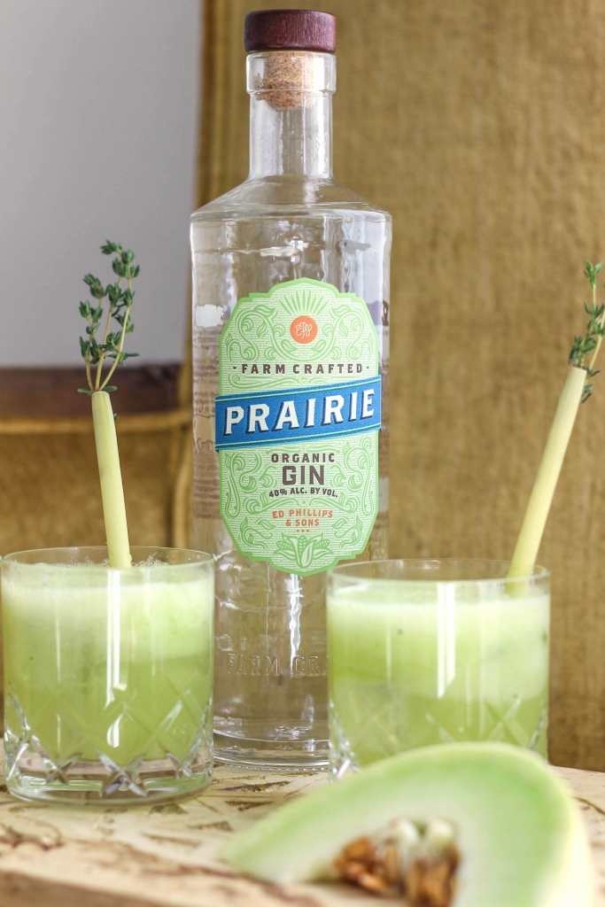 Honeydew Gin Fizz with Prairie Organic Spirits 11 683x1024 - Honeydew Gin Fizz: A Farm-Crafted Cocktail