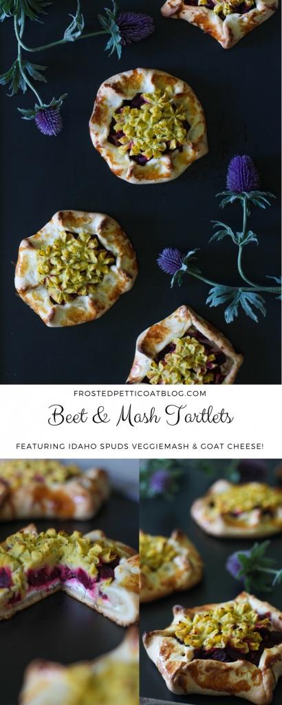Beet Mash Tartlet Recipe 410x1024 - Beet & Mash Tartlets
